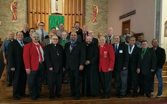 Installation of 2019 officers